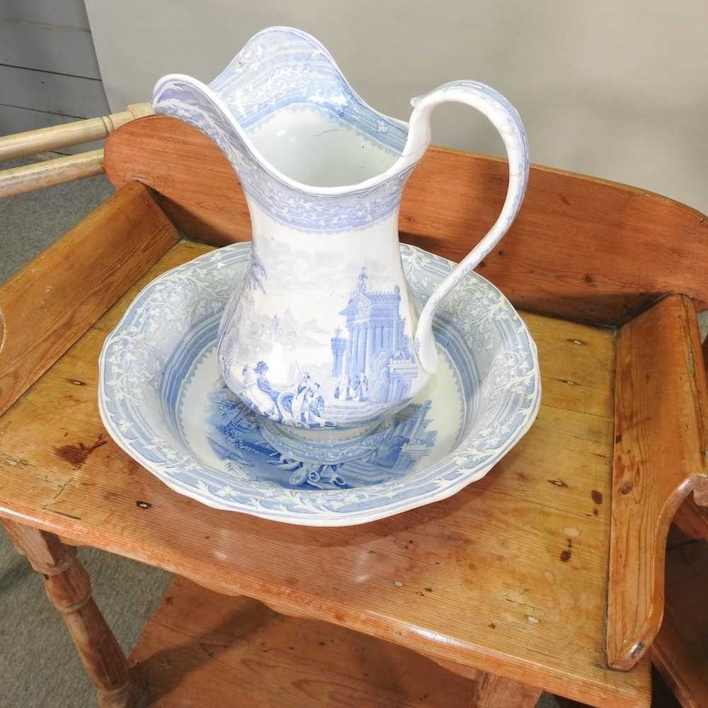 An antique wash stand - Image 3 of 11