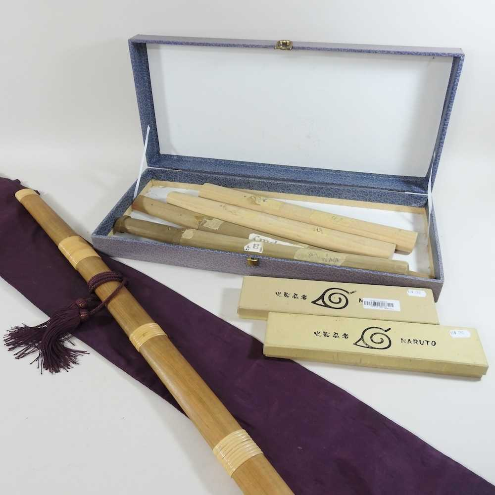 A mid 20th century Japanese short sword - Image 2 of 19