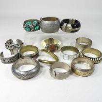 A collection of bangles