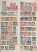Commonwealth stamps,