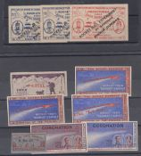 STAMPS : Experimental Rocket Stamps by Stephen H Smith.