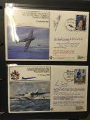STAMPS POSTAL HISTORY : RAF signed cover