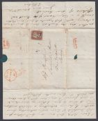 STAMPS GREAT BRITAIN POSTAL HISTORY : 18