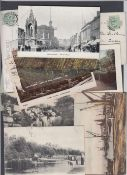 POSTCARDS : KENT, a small selection of m