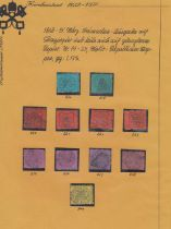 STAMPS : EUROPE, a good range of Italian States mint & used on various album pages etc,