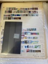 STAMPS : EUROPE, ex-dealers part stock of mostly mint European issues, with part collections,