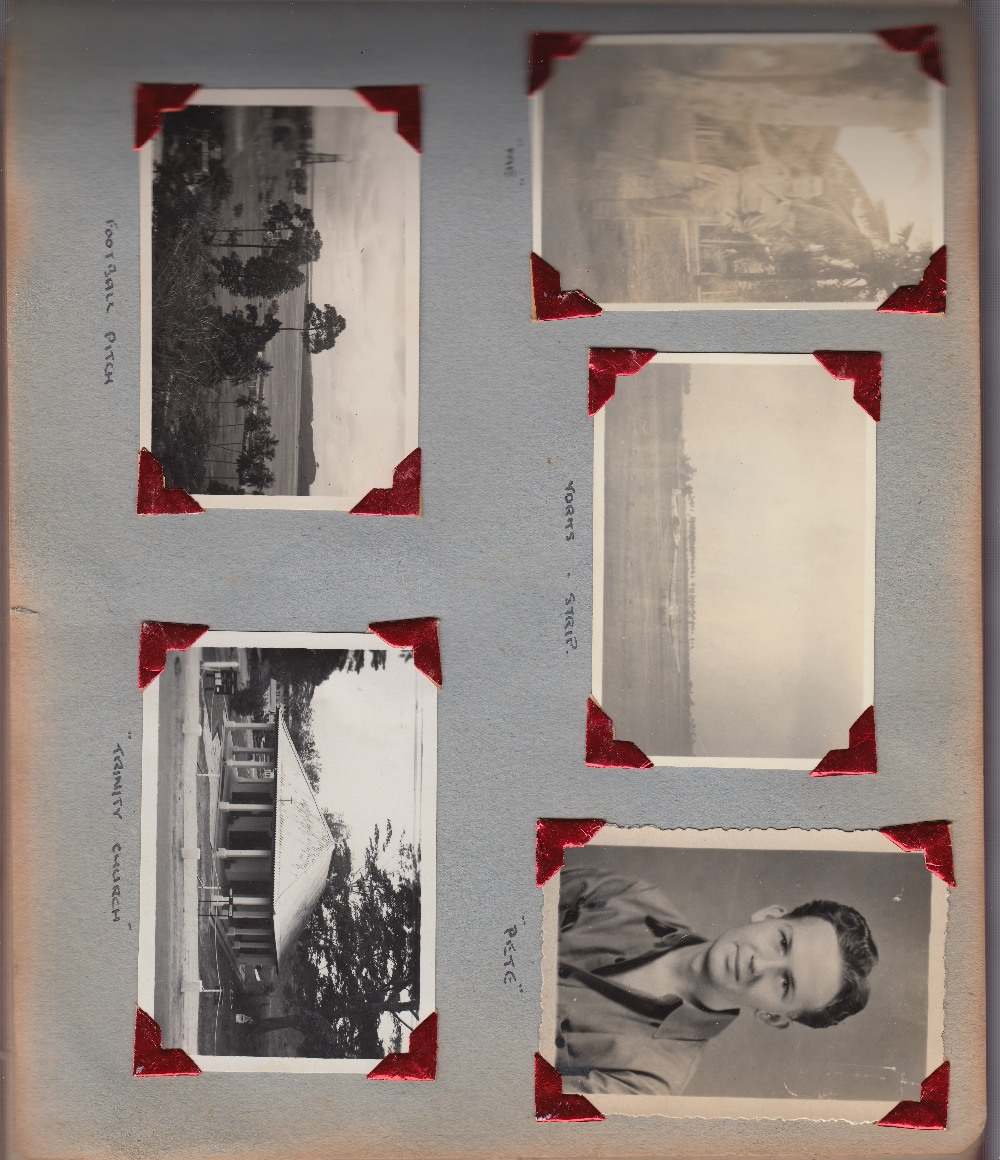 WWII medals, Group of 5 medals to Mr H Leonard with ribbons, France and Germany Star, Italy, - Image 5 of 7