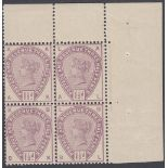GREAT BRITAIN STAMPS 1883 1 1/2d Lilac,