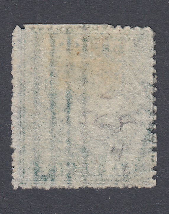 STAMPS ANTIGUA 1863 6d Green, - Image 2 of 2