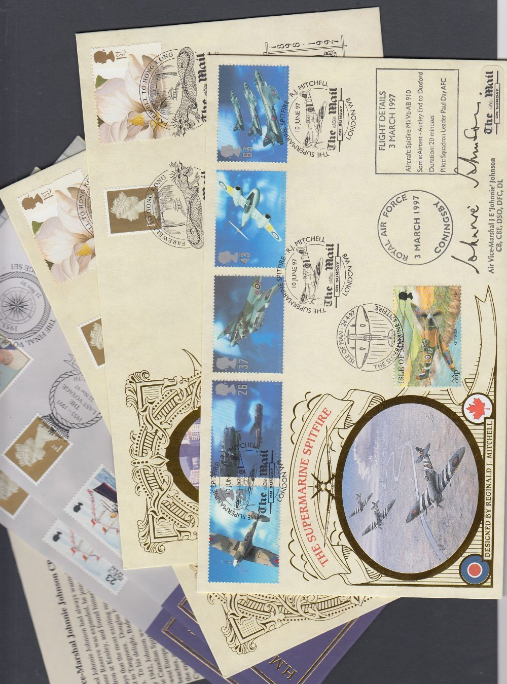 STAMPS FIRST DAY COVERS Small batch of Benham First Day Covers,