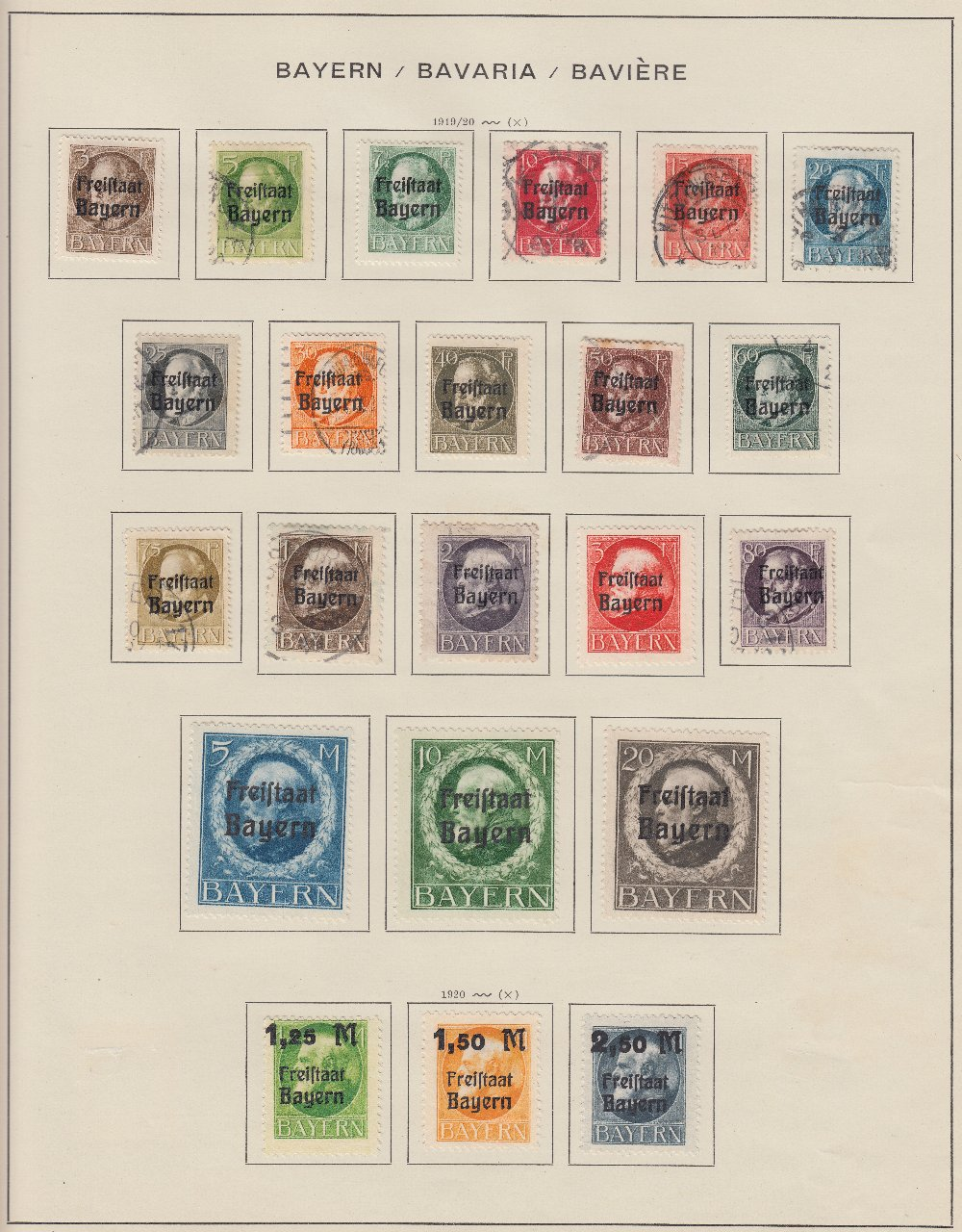 STAMPS : Two large Schaubek albums with Europe up to 1933, reasonably well filled. - Image 3 of 4