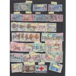 BERMUDA STAMPS QV to QEII ex-dealers stock on 27 stock pages mint and used, sure to reward.
