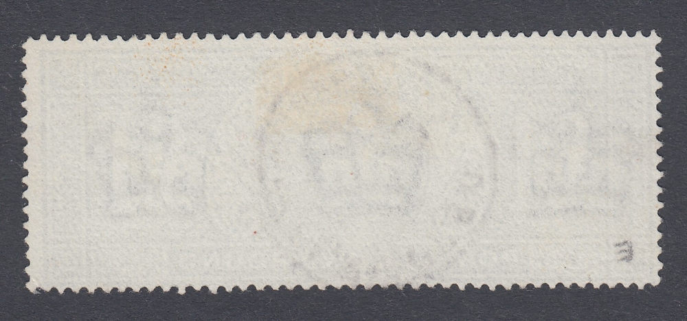 GREAT BRITAIN STAMPS 1911 Somerset £1 Deep Green, - Image 2 of 2