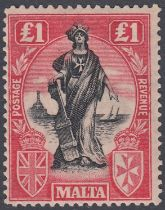 STAMPS: BRITISH COMMONWEALTH, collection of George V sets etc in an album.
