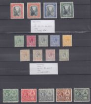 STAMPS : BRITISH WEST INDIES, mint collection on stockpages with mostly EDVII & GV sets.