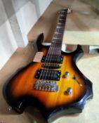 A Glarry electric guitar
