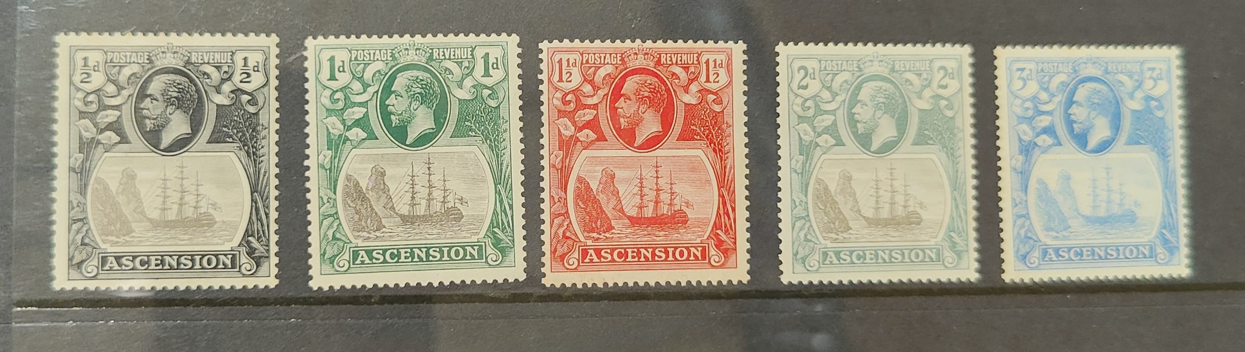 A British empire collection in stock album to include Ascension, Bahamas GV to 10's, Barbados, - Image 2 of 4