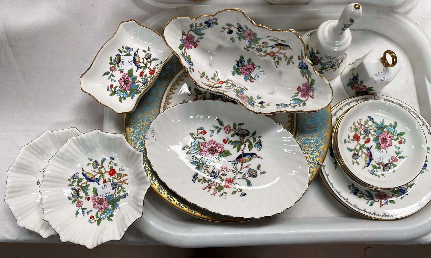 A selection of Aynsley china and trinket ware, 20 pieces approx - Image 2 of 3
