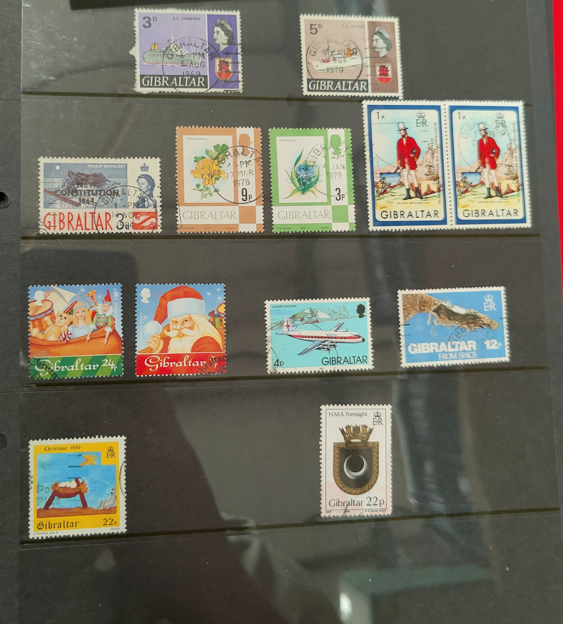 An attractive collection of British Commonwealth stamps mainly GVI M/M to include Aden, Bahamas, - Image 2 of 5