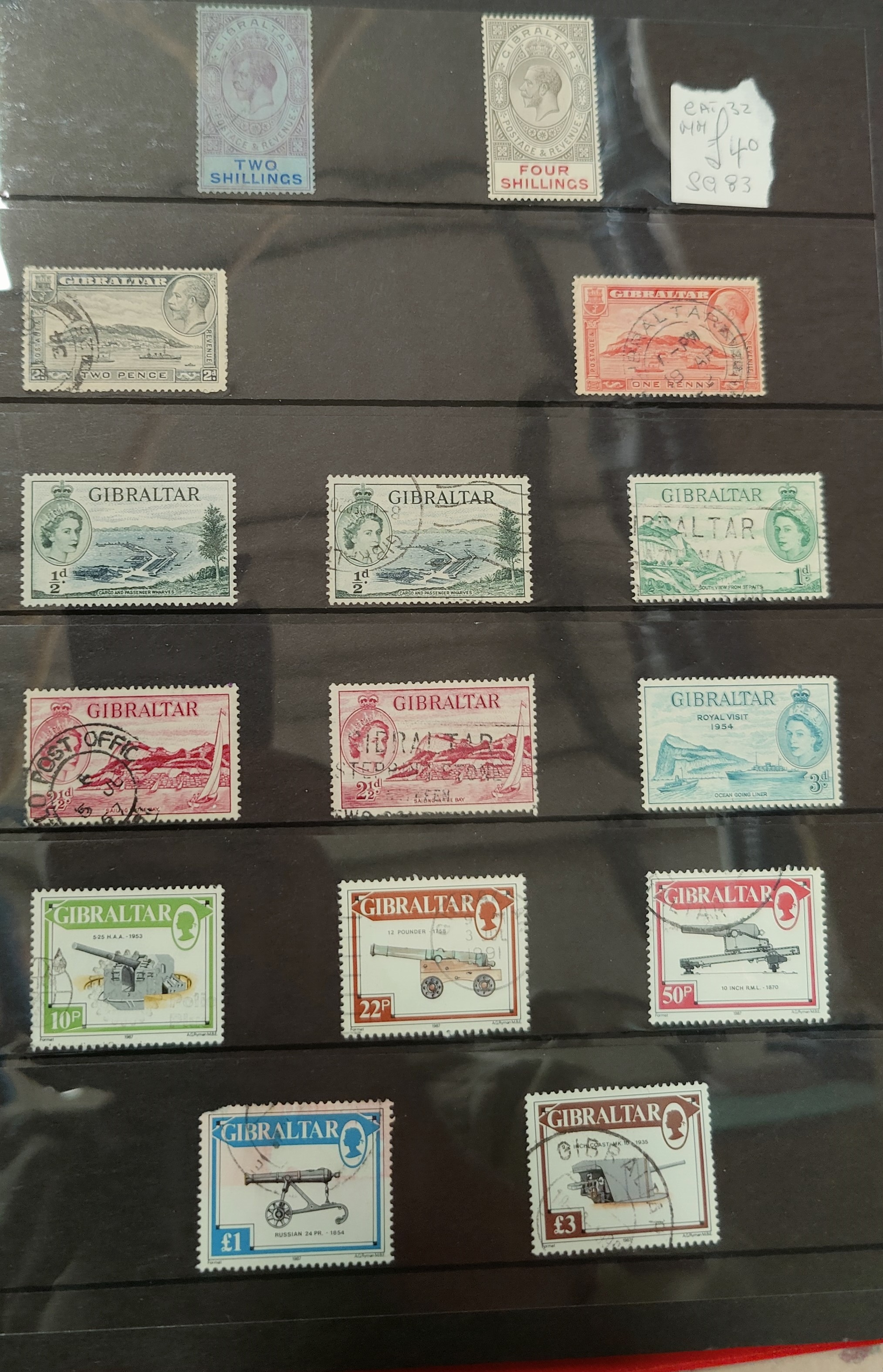 An attractive collection of British Commonwealth stamps mainly GVI M/M to include Aden, Bahamas, - Image 3 of 5