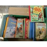 Uncle Mac's Children's Hour Story Book and other illustrated children's books