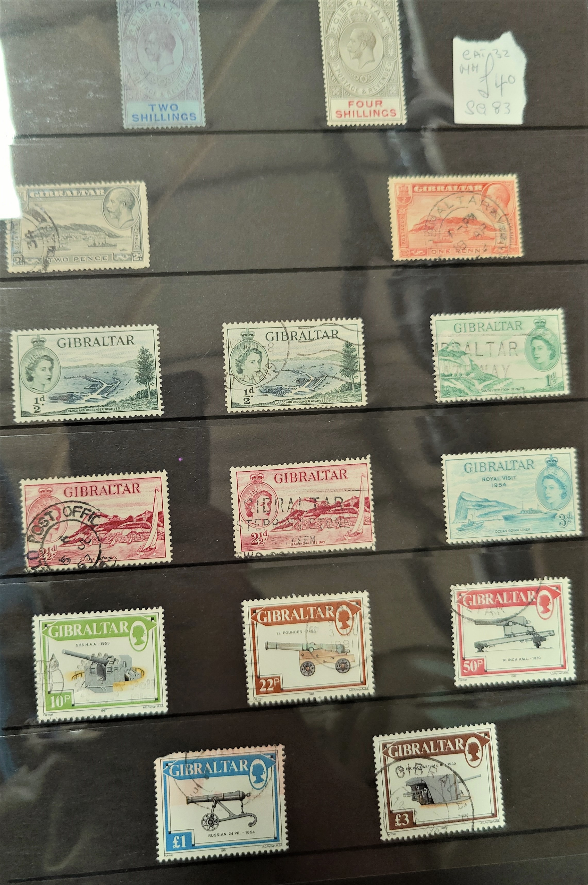 An attractive collection of British Commonwealth stamps mainly GVI M/M to include Aden, Bahamas, - Image 4 of 5