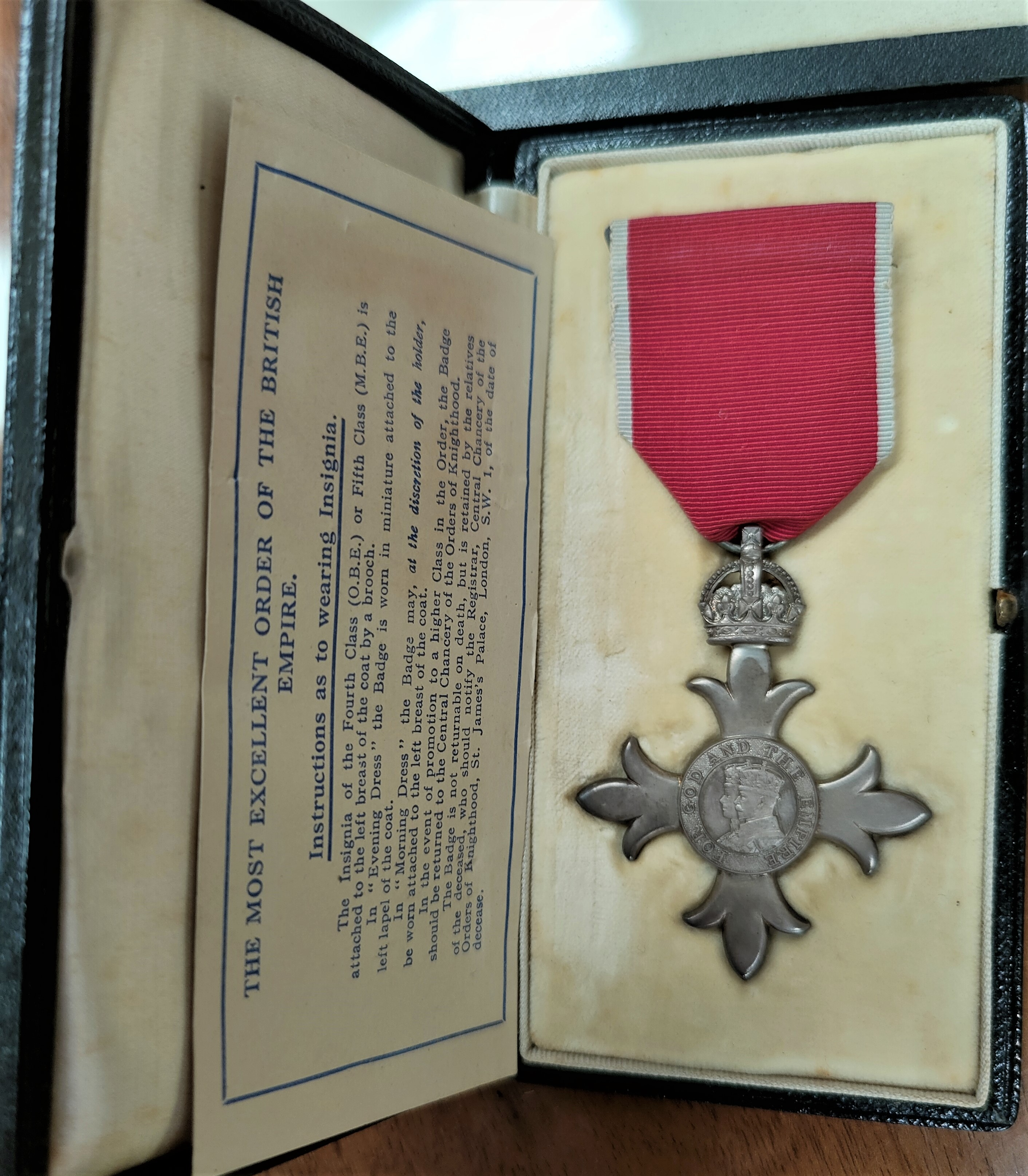 A WWII group of 3 medals to F.Sjt Cecil Middleton Assam Volunteer Light Horse, AFI, comprising M.B. - Image 2 of 6