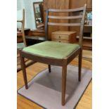 A set of G-plan teak chairs