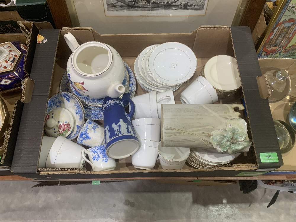 Two boxes of ceramics - Image 2 of 2