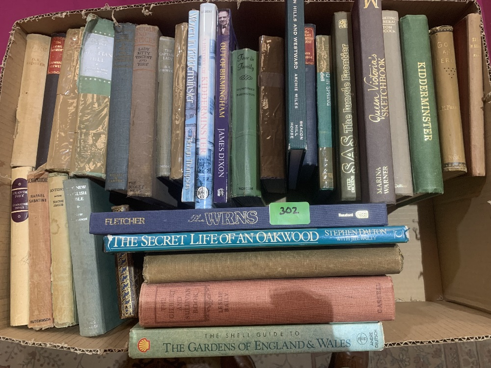 Three boxes of books - Image 3 of 3