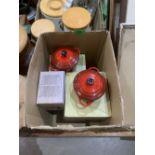 A quantity of Le Creuset ceramics