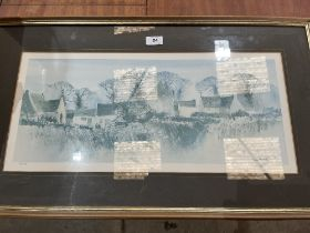 A pair of signed prints after G. John Blockley R.I.