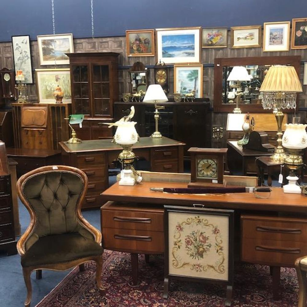 The Antiques & Interiors Auction
