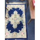 A LOT OF THREE RUGS