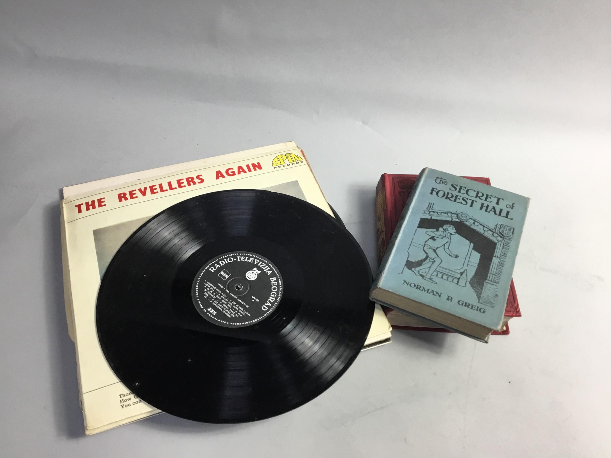 A LOT OF VINYL RECORDS