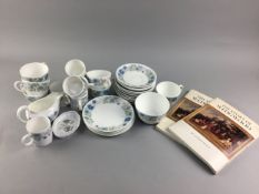A WEDGWOOD CLEMENTINE TEA AND COFFEE SERVICE