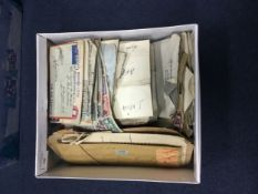 A COLLECTION OF STAMPS AND STAMP ALBUMS