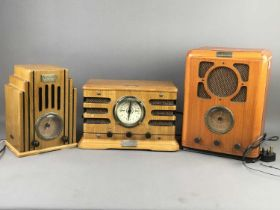A CLASSIC COLLECTORS EDITION RADIO AND TWO OTHERS
