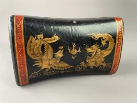 A CHINESE OPIUM PILLOW