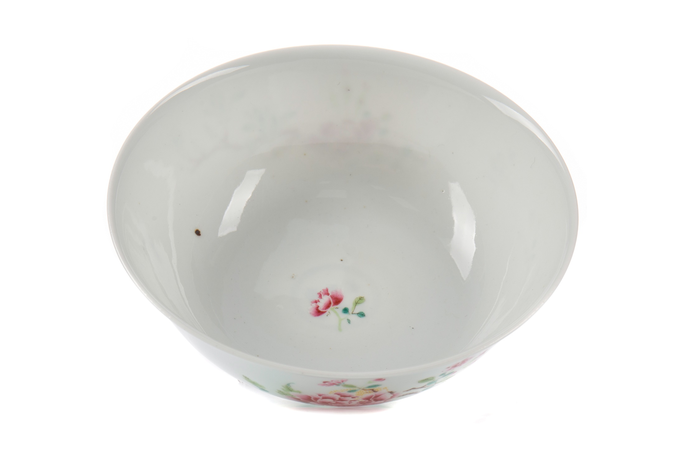 AN EARLY 20TH CENTURY CHINESE CIRCULAR BOWL - Image 2 of 2
