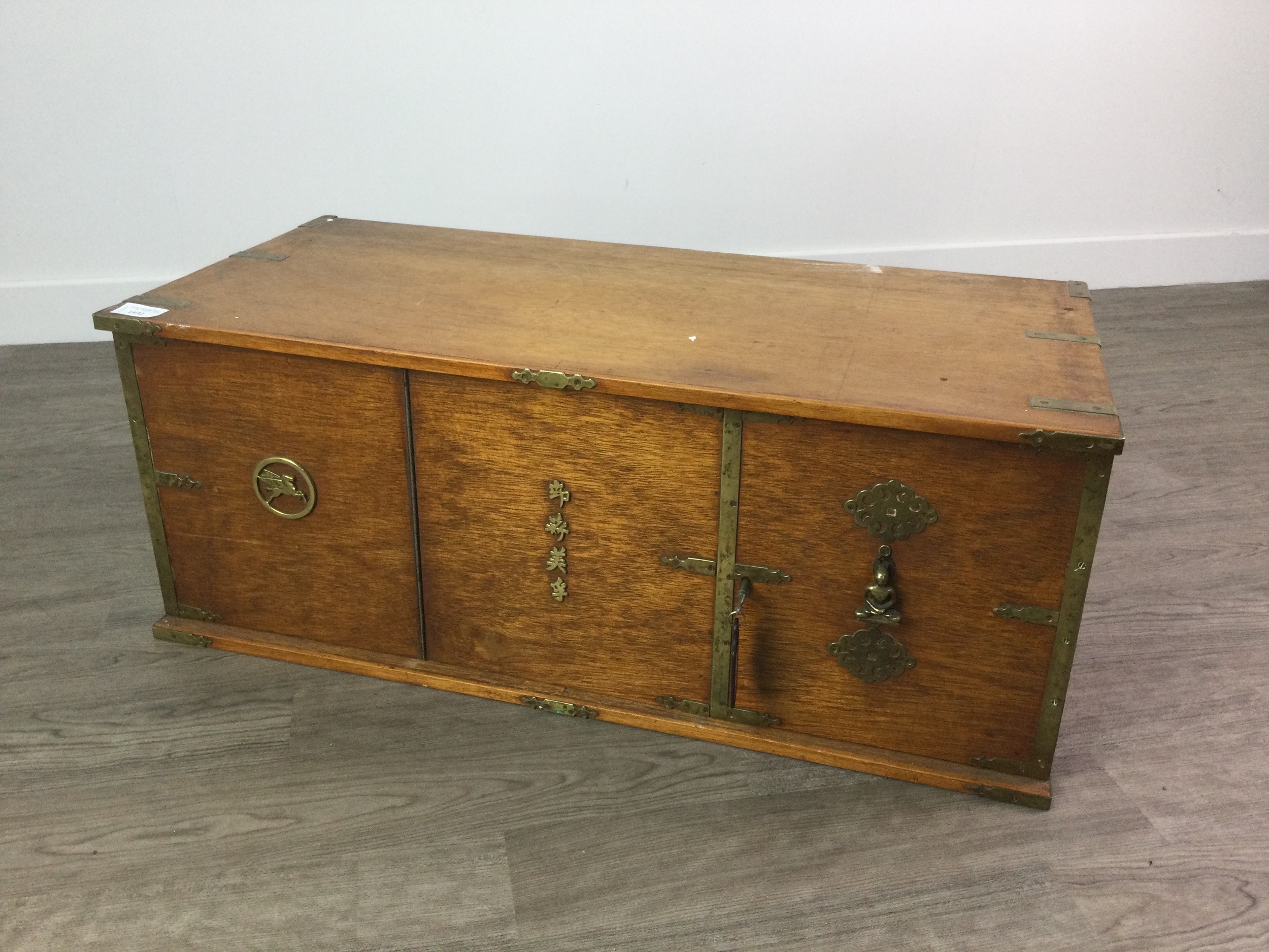 A 20TH CENTURY CHINESE MEDICINE CABINET