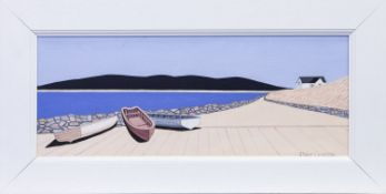 THREESOME, AN OIL BY JENNY WATT-COLBECK