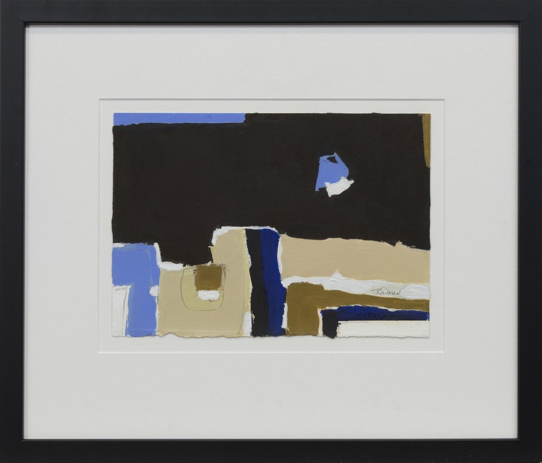 BLUE MOON, AN OIL BY JACKIE GARDINER
