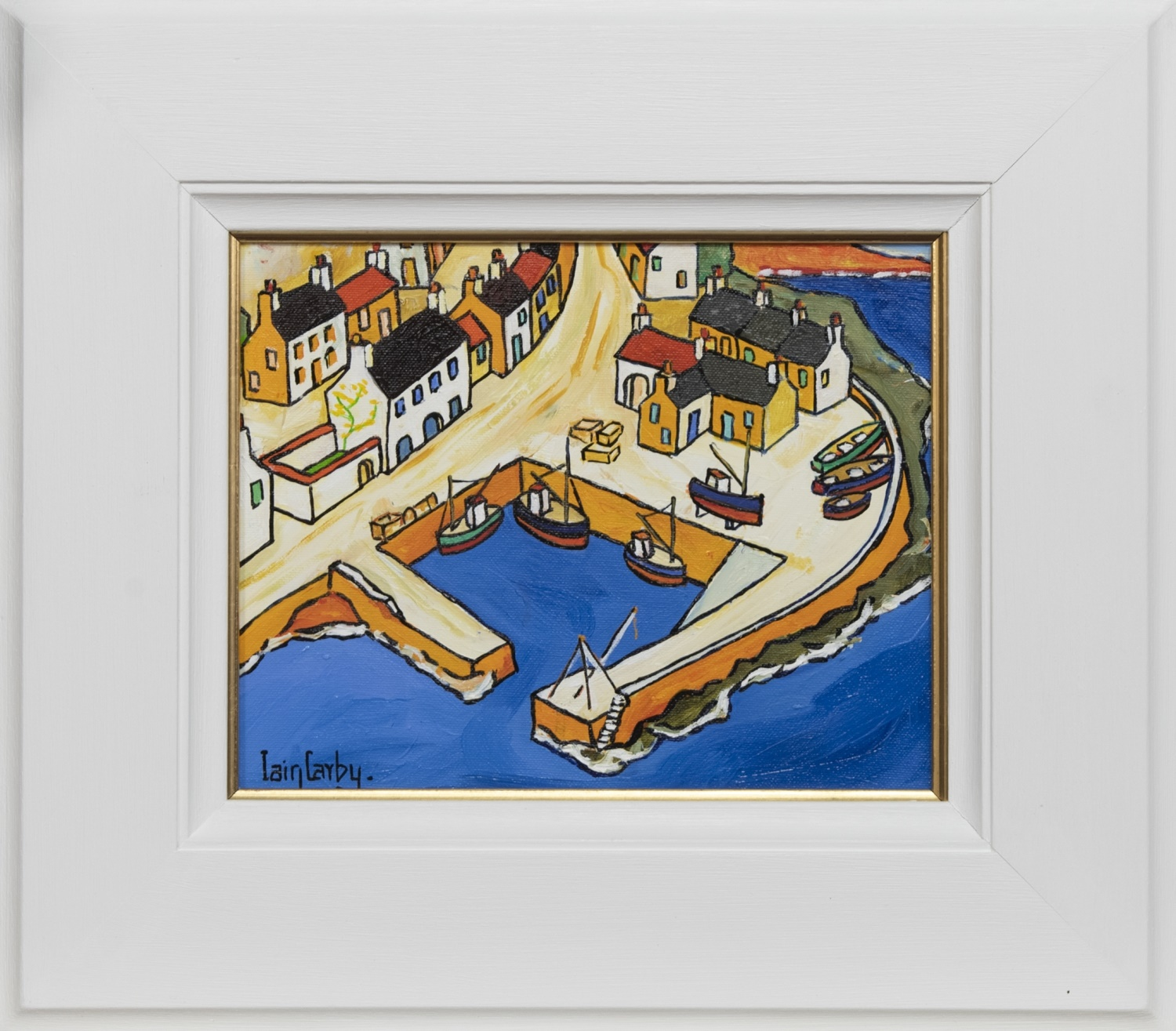 EAST NEUK HAVEN (CRAIL), IAIN CARBY