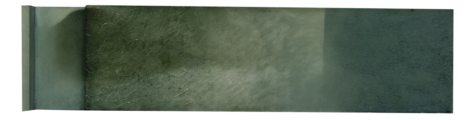 LATERAL PLANE (SQUALL), 1997, A MIXED MEDIA BY NEIL DALLAS BROWN