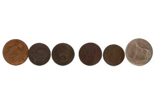 A COLLECTION OF EARLY IRISH COINAGE
