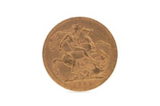 AN EDWARD VII GOLD SOVEREIGN DATED 1905