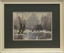 THE FOUR SEASONS, A WATERCOLOUR POLYPTYCH BY PETER HIPKISS