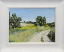 OLIVE GROVE, HALKIDIKI, AN OIL BY ALICK GRAY