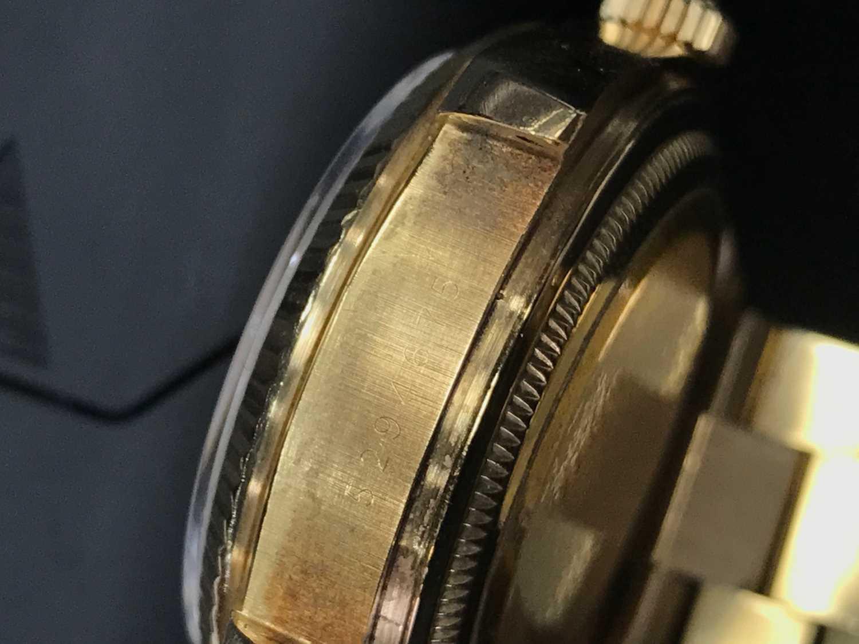 A GENTLEMAN'S ROLEX DAY DATE EIGHTEEN CARAT GOLD AUTOMATIC WRIST WATCH - Image 9 of 9